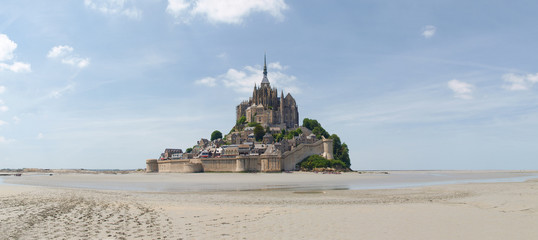 Abbey of Mont St. Michel