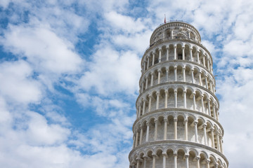 The Leaning Tower (Pisa-Tuscany-Italy)