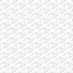 Blumen Muster Hintergrund weiß