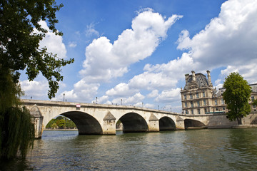 Pont Royal in Paris