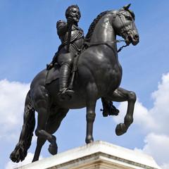 Henry IV Statue in Paris