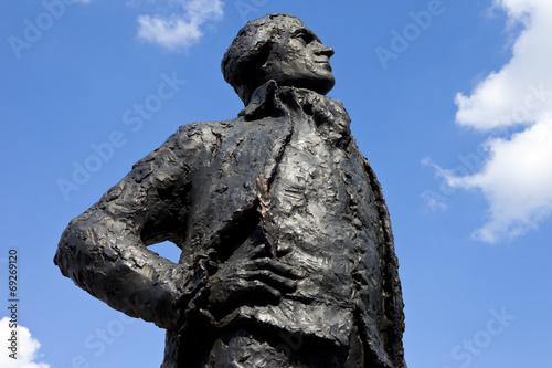 Thomas Jefferson Statue in Paris - 69269120