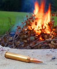 Warmed ammo