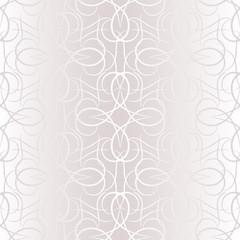 abstract silver pattern. vestor seamless wallpaper
