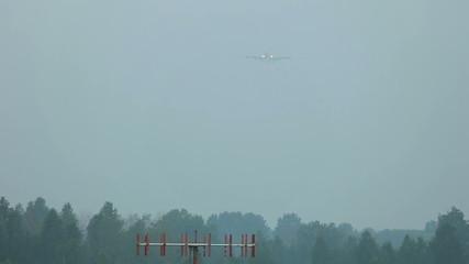 Landing Jumbo