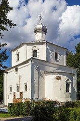 The Church Of St George In The Marketplace, Veliky Novgorod