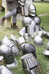 Armour and Helmets