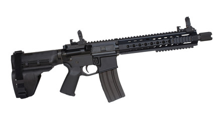 Modern firearm