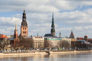 Riga Skyline