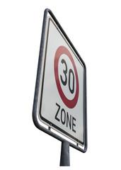 Tempo Zone 30 freigestellt