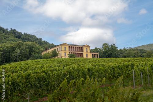 Villa Ludwigshöhe near Edenkoben, Rheinland-Pfalz, Germany - 69278764