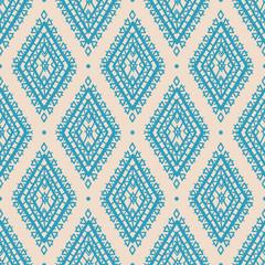 blue rhombuses