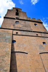 People's palace. Orvieto. Umbria. Italy.