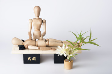 Craniosacrale Therapie, Massage