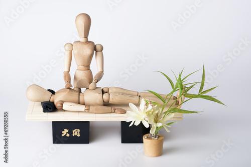 Craniosacrale Therapie, Massage - 69280558