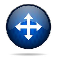 arrow internet icon