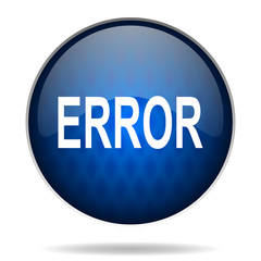 error internet icon