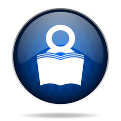 book internet icon