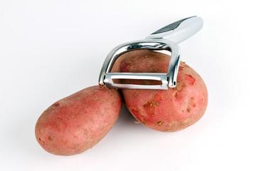 Rasoir à pomme de terre