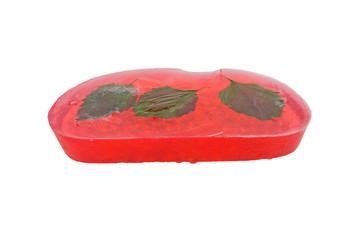 figure homemade soap