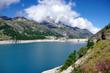 barrage de tignes-savoie - 69282717