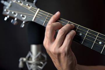 F Sharp Chord Fingering On Guitar