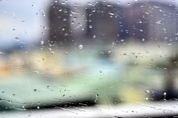 pluie en Asie