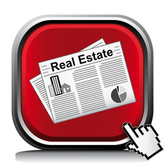 REAL ESTATE NEWSPAPER ICON