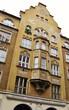 Prag, Gebäude mit Erker
