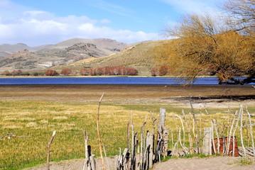 Laguna los Juncos, Bariloche, Patagonia