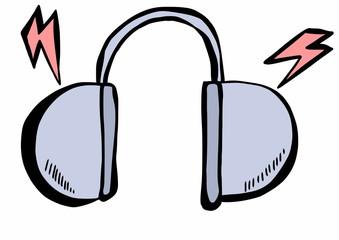 doodle audio headphones