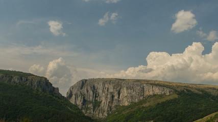 Turzii Gorge, Transylvania landscape 4K