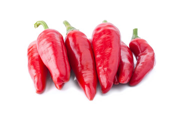 Accurate Heap of Hot Red Peppers