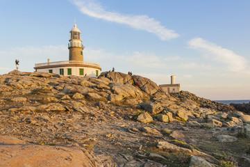 Corrubedo lighthouse