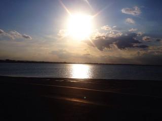 bellezze al tramonto