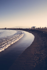 Beaches of Malaga