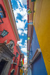 Colorful Jaen Street in La Paz