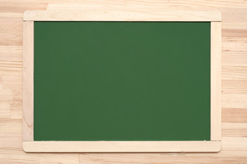 Green blackboard background