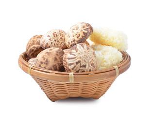 dried shiitake mushrooms