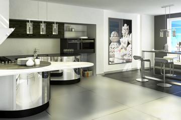 Conceptual Kitchen