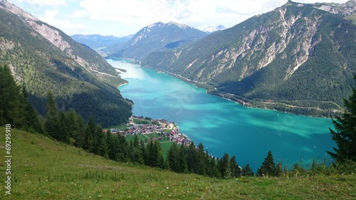canvas print picture Pertisau