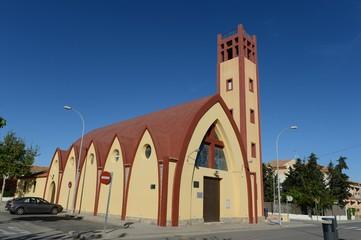 Nuyestra Senyora del Pilar's church