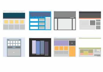 Website patterns