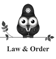 Law and order UK version