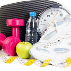 kontrolliert abnehmen mit sport © Racle Fotodesign