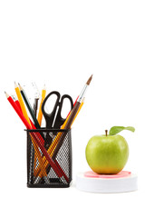 School, stationery and office supplies.