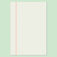 Checkered Sheet