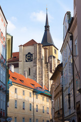 Prague.Prague castle.