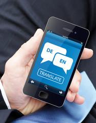 Mit dem Smartphone übersetzen