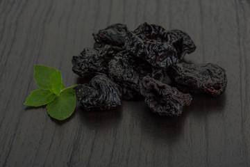 Dry plum